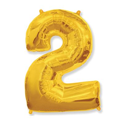 Número 2 - Dourado