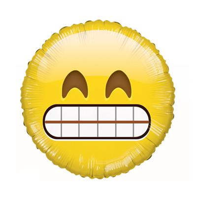 Balão Emoji 01